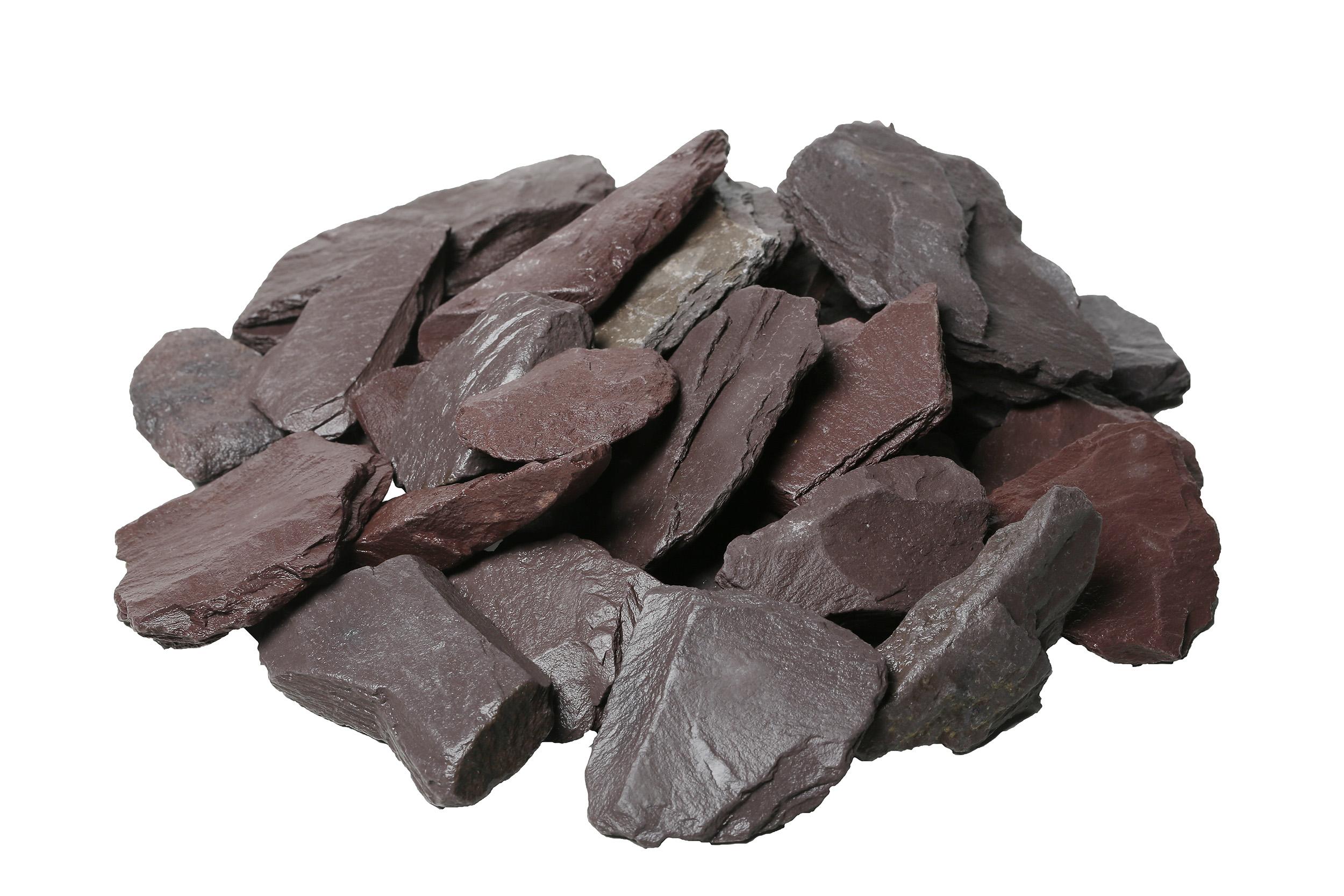 Ardoise violette pilée - Calibre 15-30