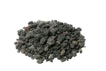 Pouzzolane noire - Calibre 7-15