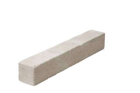 Bordure pierre blanche 8x8x50