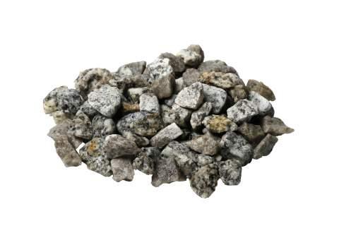 Granit gris éclaté - Calibre 8-16