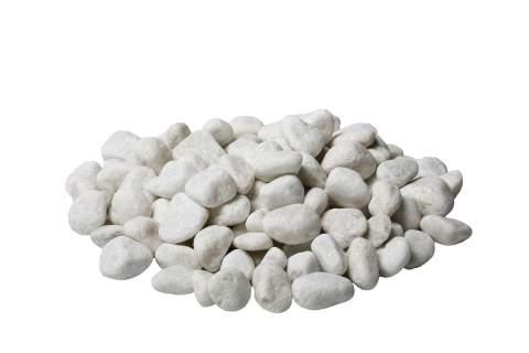 Marbre blanc adouci - Calibre 12-25