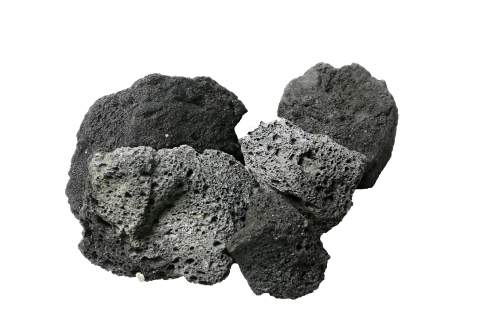 Pouzzolane noire - Calibre 40-80